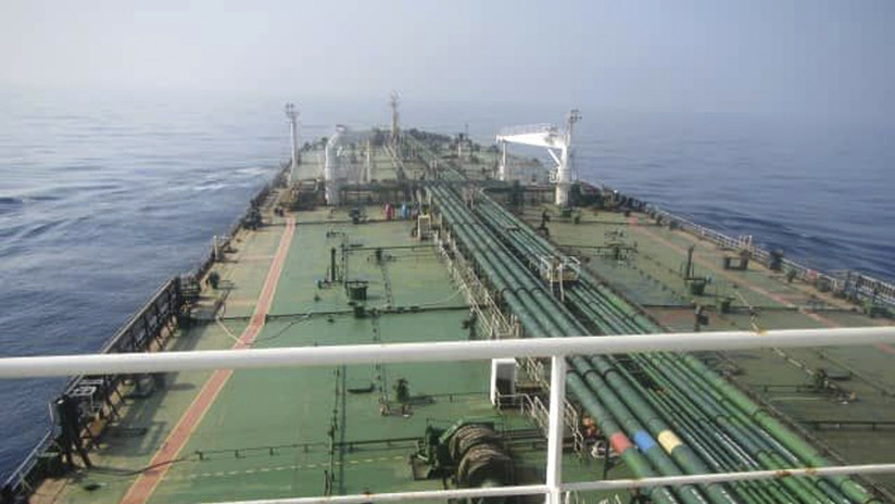 """Irán: """"Daremos una respuesta apropiada al ataque contra nuestro petrolero, pero esperaremos hasta que se aclare"""""""