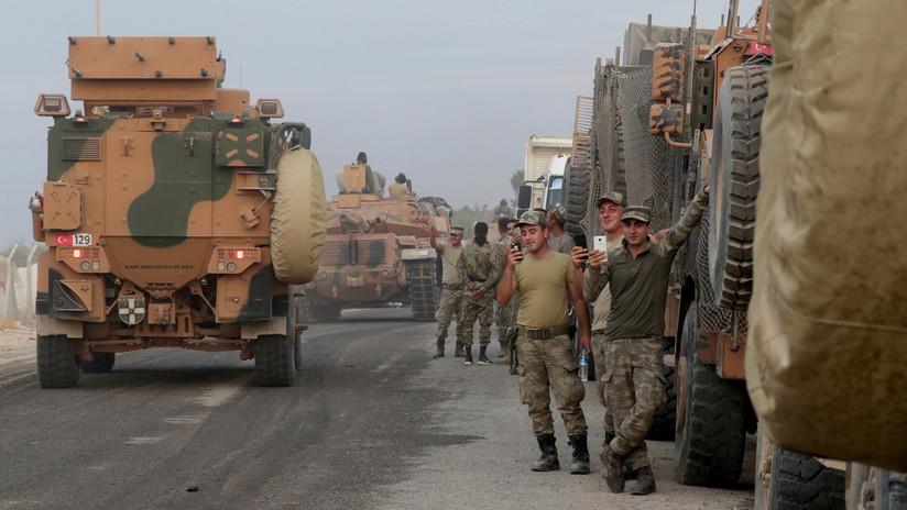 """Liga Árabe: """"El operativo turco en Siria es una invasión y agresión contra su soberanía"""""""