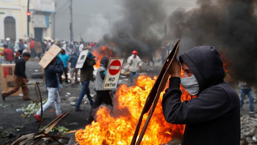 """Alcalde de Quito: """"Lenín Moreno ha aceptado analizar el Decreto 883"""""""