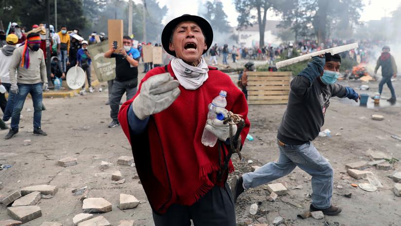 ONU: Primera reunión entre el Gobierno y el movimiento indígena de Ecuador será este domingo