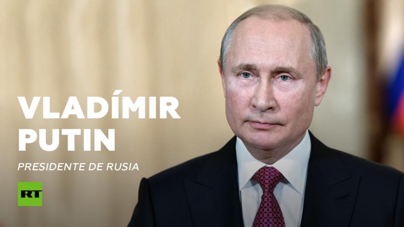 """Putin: """"El intento de la OTAN de neutralizar las capacidades nucleares estratégicas de Rusia está condenado al fracaso"""""""