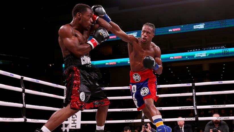 Un boxeador queda en coma tras sufrir un brutal nocaut en EE.UU.