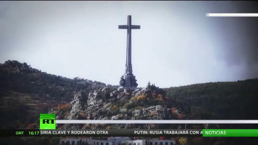 El Gobierno de España fija el 25 de octubre como fecha límite para exhumar a Franco