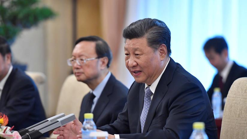 """Xi advierte que cualquier intento de dividir China terminará en """"cuerpos destrozados"""""""
