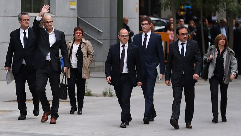 """""""La prisión no es la solución"""": El Barça condena la sentencia a los líderes del 'procés' en Cataluña"""