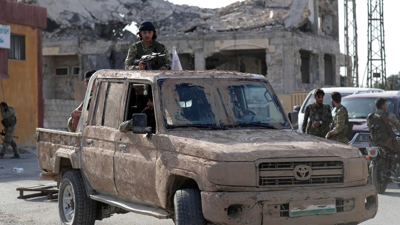 """EE.UU. ha dejado en Siria a varias decenas de terroristas """"de alto valor"""" del Estado Islámico"""