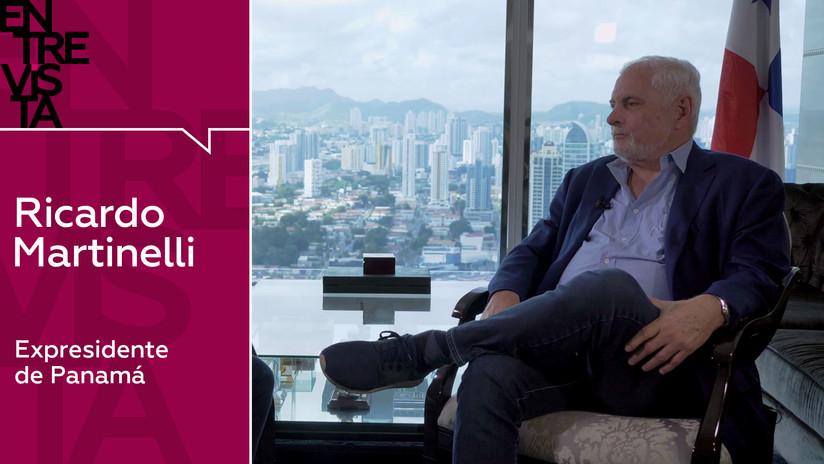 """Ricardo Martinelli, expresidente panameño: """"Ahora en Panamá no hay ley"""""""