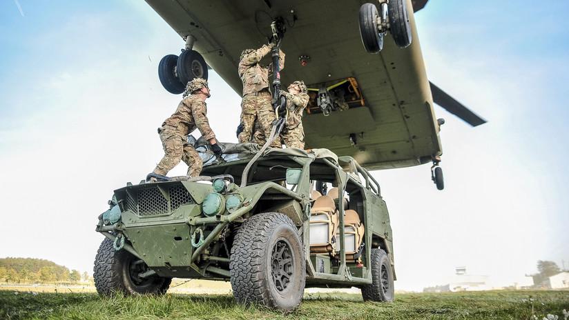 Tres gigantes de la automoción compiten para equipar a tropas aerotransportadas de EE.UU.
