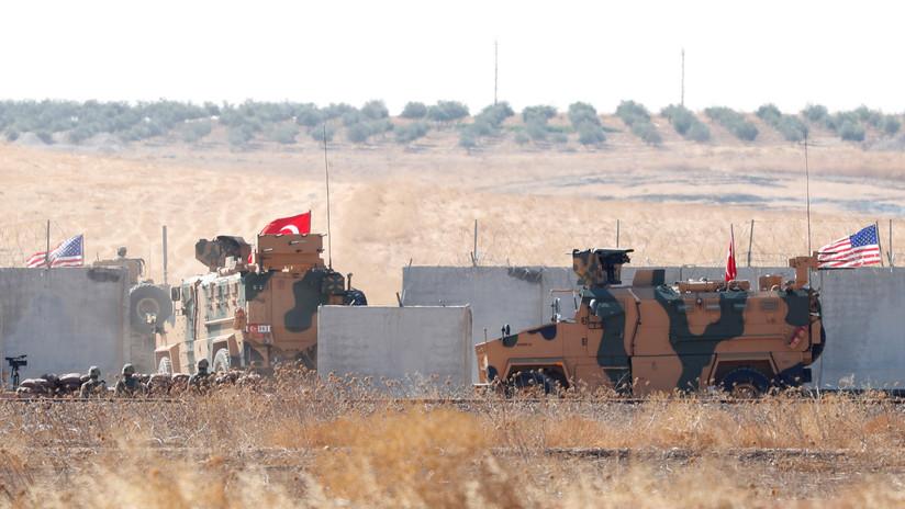 Las tropas de EE.UU. reciben la orden de abandonar el norte de Siria