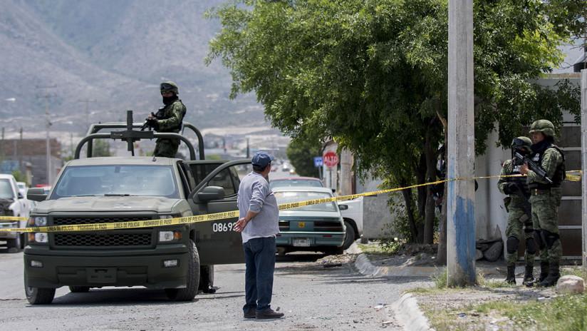 Al menos 13 policías muertos en una emboscada en el occidente de México