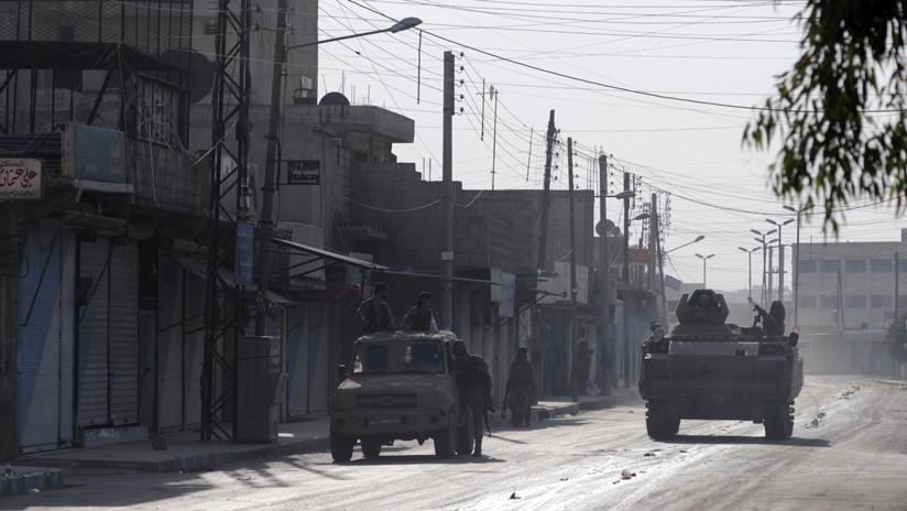 EE.UU. podría imponer sanciones a Turquía esta jornada por su operativo en Siria