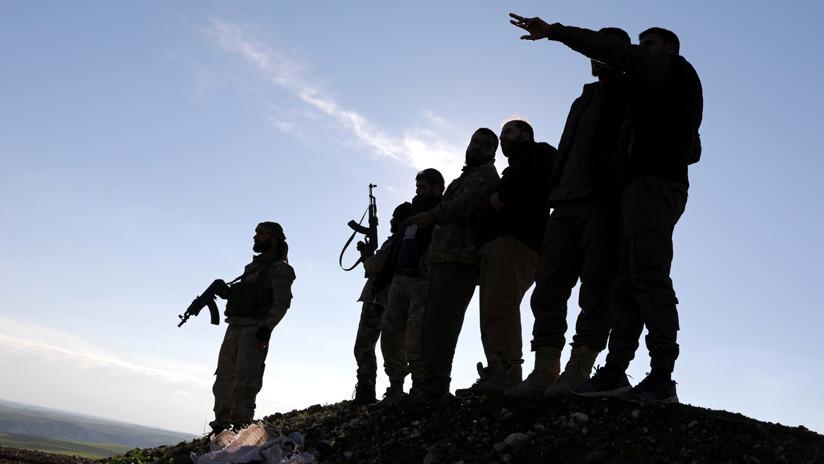 El Ejército de Siria entra en la ciudad de Manbij