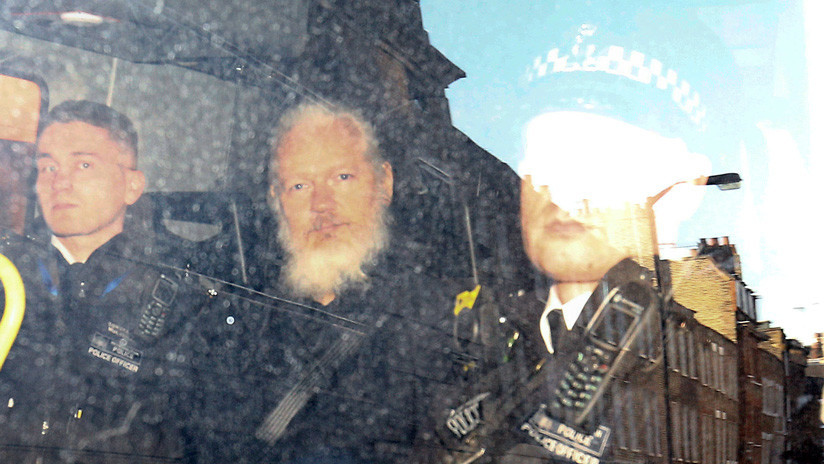 El ministro de Exteriores de Rusia cree que Assange podría estar sufriendo torturas en la prisión británica