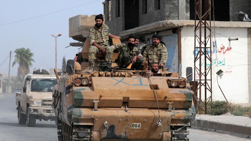 El Pentágono presionará a la OTAN para que tome medidas contra Turquía