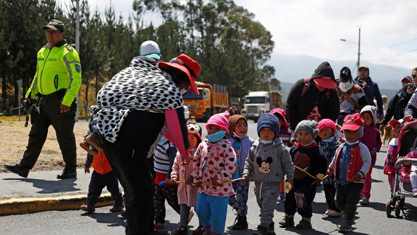 Las clases en Ecuador se reanudarán el martes tras el fin de las protestas antigubernamentales