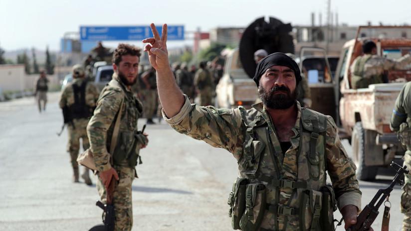 EE.UU. pide un alto al fuego en las maniobras de Turquía en Siria y envía a Pence como mediador