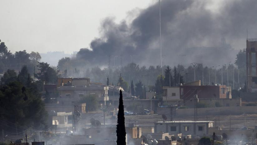 ABC News hace pasar el video de un 'show' militar en EE.UU. por un supuesto bombardeo en Siria