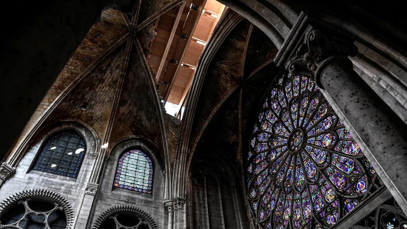 Condenan a prisión a dos mujeres de una célula terrorista del EI por un fallido atentado en Notre Dame