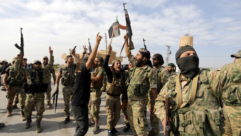 Reino Unido suspende las exportaciones de armas a Turquía por su ofensiva en Siria