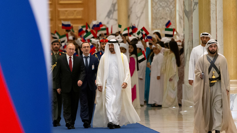 De la energía a las inversiones: Rusia y los EAU firman acuerdos por un valor de 1.400 millones de dólares durante la visita de Putin a Abu Dabi