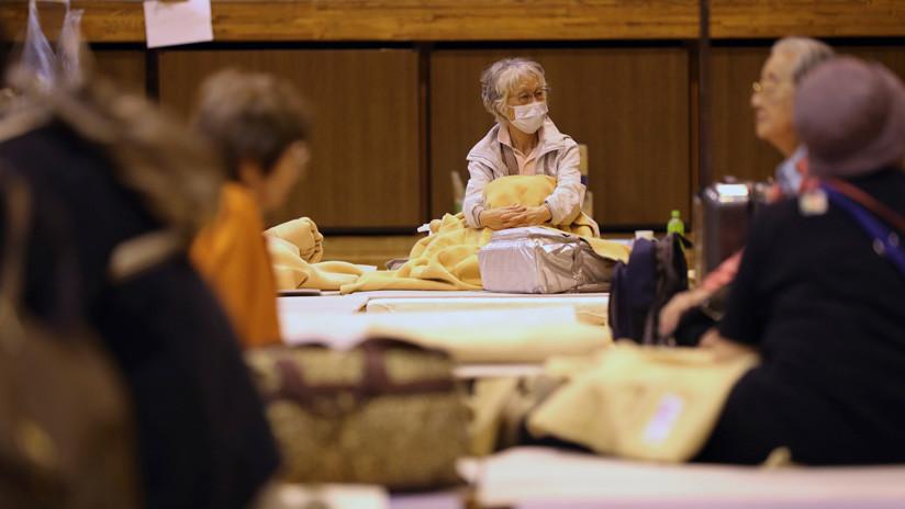 Un refugio rechaza a dos sintecho antes de la llegada del tifón Hagibis y desata la indignación en Japón