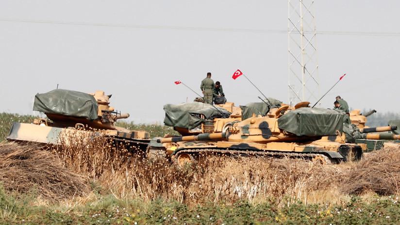 """Turquía seguirá adelante con el operativo en Siria """"con o sin apoyo"""""""