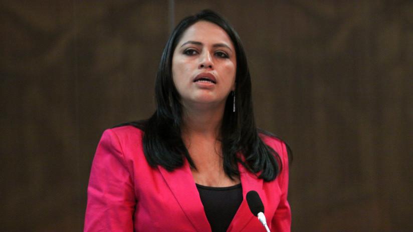 Dictan prisión preventiva en Ecuador contra Paola Pabón, prefecta de Pichincha