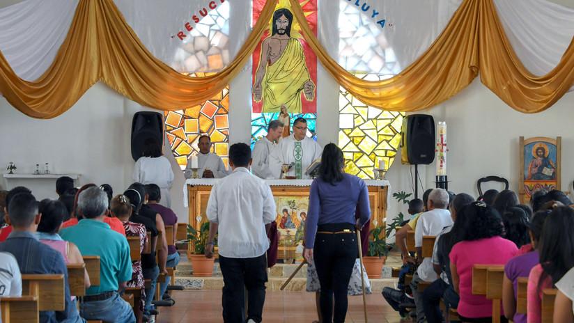 Iglesia católica responsabiliza de la crisis humanitaria en Honduras a los políticos que pactaron con el narco