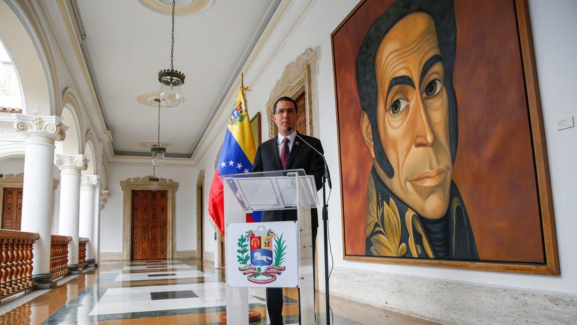 """Gobierno venezolano repudia la """"persecución judicial"""" contra dirigentes sociales en Ecuador"""