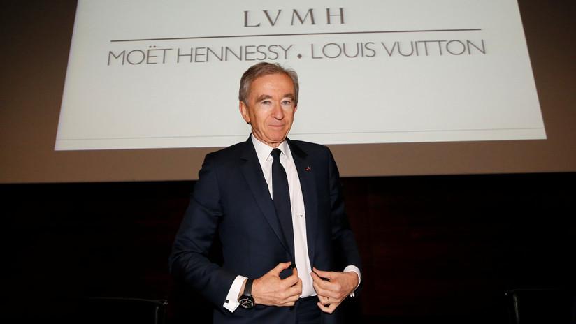 El hombre más rico de Europa gana más de 5.000 millones de dólares en solo tres días