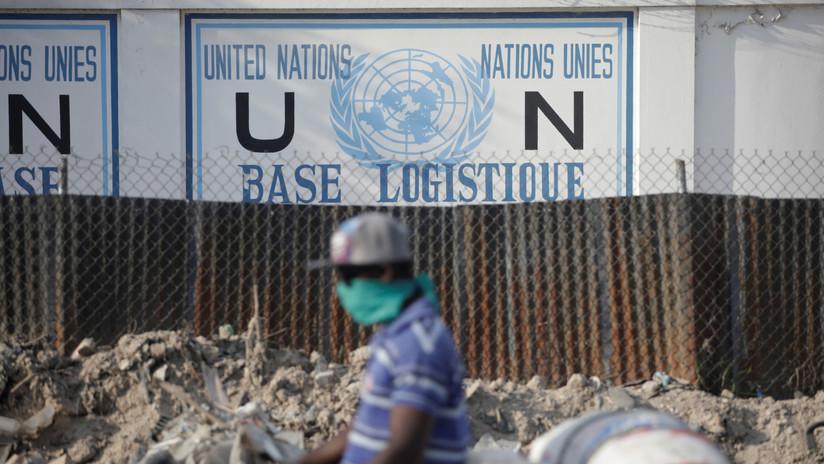 """La ONU finaliza su misión de paz en Haití con """"ganancias frágiles"""" en medio de una profunda crisis política y social"""