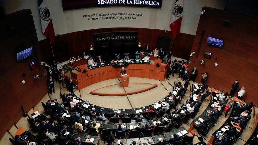 El Senado mexicano aprueba la reforma de la revocación del mandato presidencial