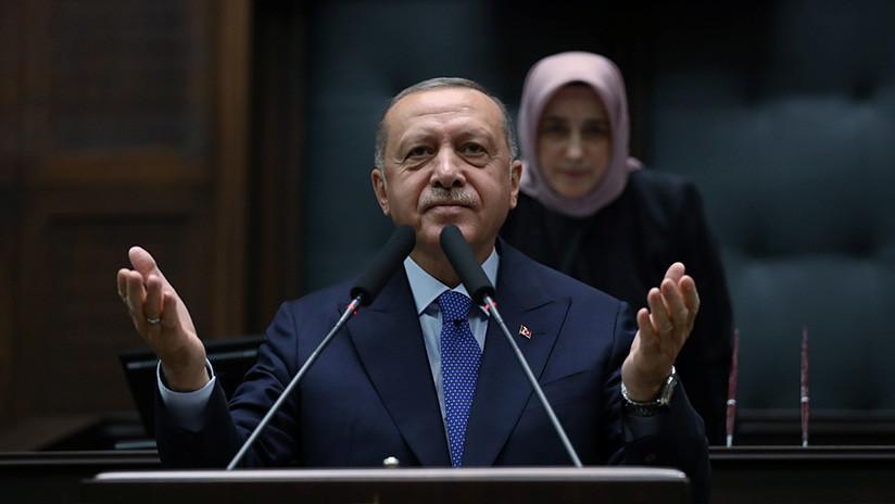 Solo me reuniré con Trump: Erdogan se niega a reunirse con Pence y Pompeo para discutir la situación en Siria