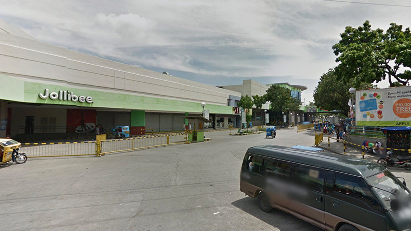 VIDEO, FOTO: Se desata un incendio en un centro comercial en Filipinas tras el sismo de magnitud 6,4