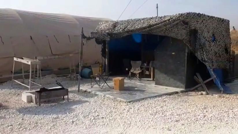 Retirada apresurada: RT entra en una base abandonada por EE.UU. en la ciudad siria de Manbij (VIDEOS)