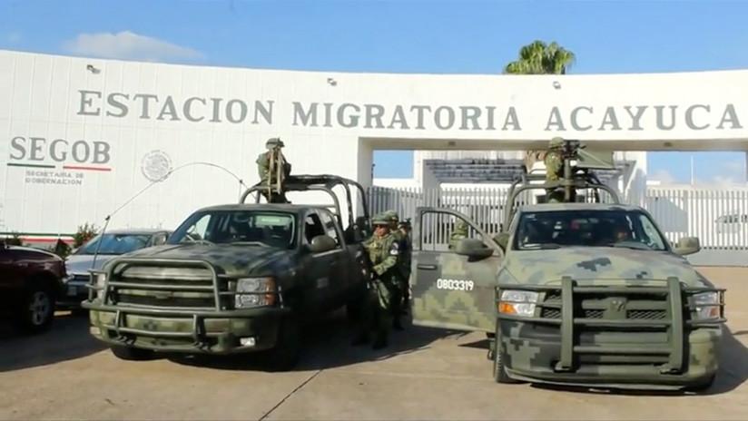 La Comisión de Derechos Humanos de México acredita agresiones contra 130 migrantes en 2018