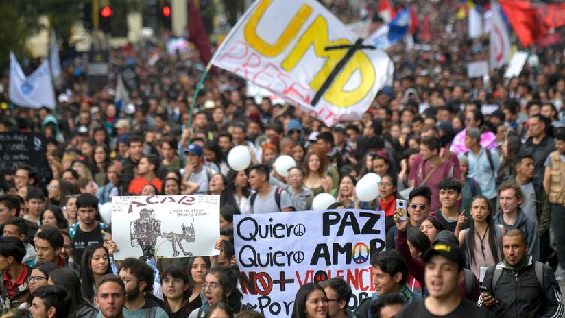 'Toma de las capitales': 6 puntos para entender la protesta de los colombianos en defensa de sus derechos laborales