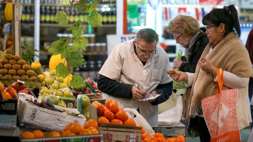 La inflación de septiembre en Argentina fue del 5,9 %, la más alta del año