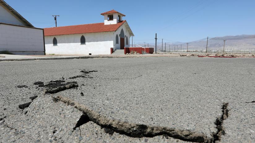 Fallas ocultas y antes desconocidas han provocado los recientes terremotos en California