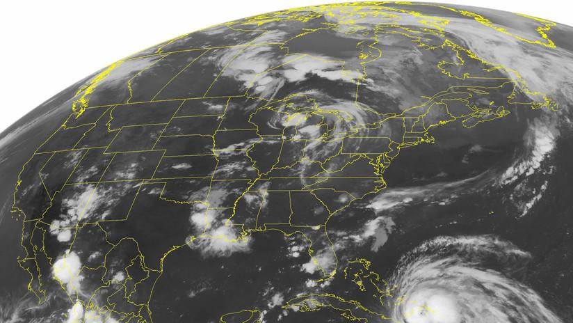 Científicos descubren un tipo de sismos que son causados por huracanes