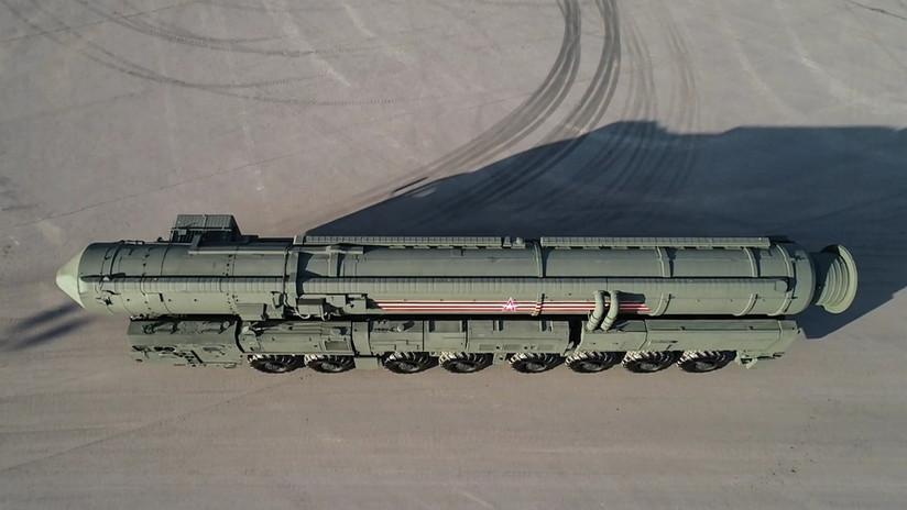 Disuasión nuclear a punto: Putin preside un mega ejercicio de misiles intercontinentales por tierra, mar y aire (VIDEOS)