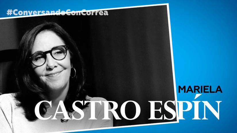 """Mariela Castro a Correa: """"La sexualidad no tiene solo fines de reproducción, también está el placer"""""""