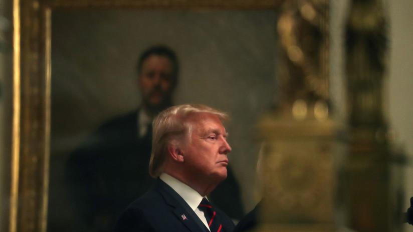 """""""Unidos desde la antigua Roma"""": Trump sorprende al presidente italiano con un peculiar relato de las relaciones bilaterales"""