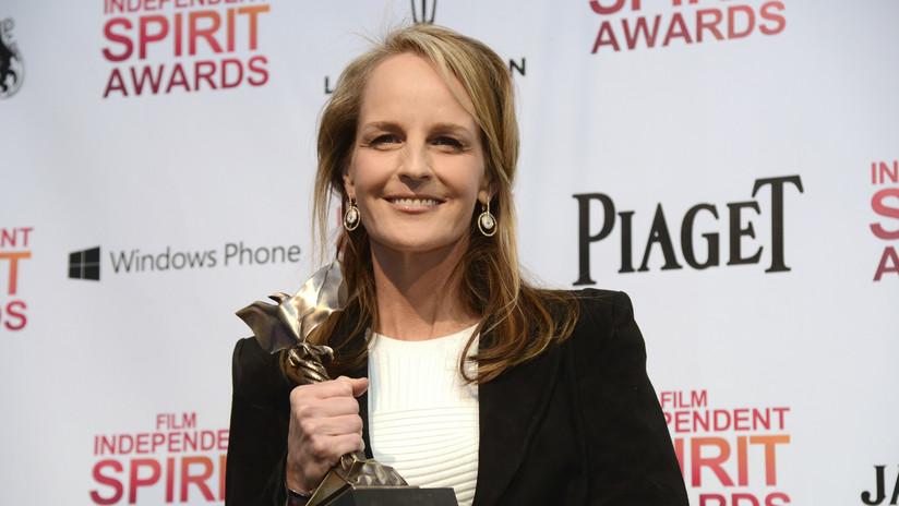 Hospitalizan a la actriz estadounidense Helen Hunt tras sufrir un accidente de coche en Los Ángeles