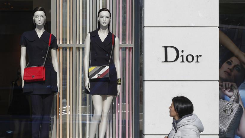 Dior pide disculpas por utilizar un mapa de China en el que no aparece Taiwán