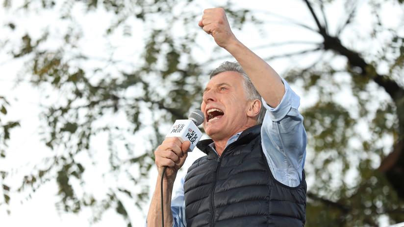 """La polémica comparación de Macri para hablar de la inflación: """"hemos sido como un alcohólico recurrente"""""""