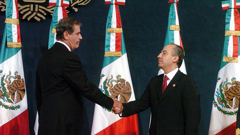 Fox y Calderón, los opositores obsesionados con López Obrador