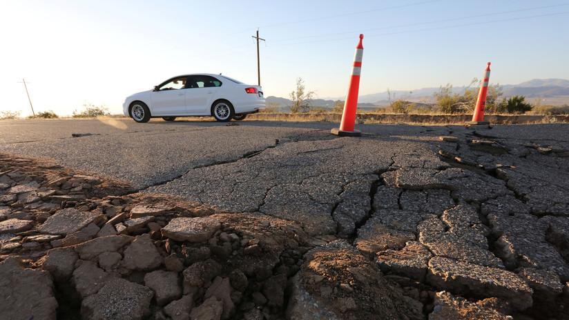Expertos señalan peligro de gran sismo en el estado de California