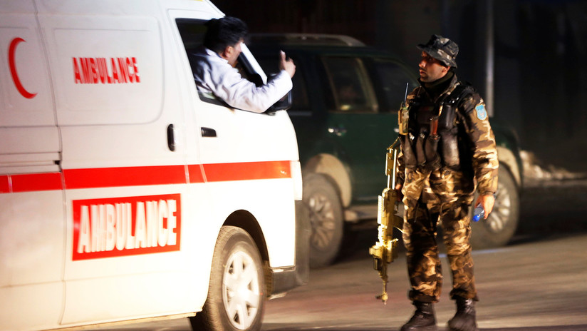 Un atentado a una mezquita en Afganistán deja al menos 62 muertos