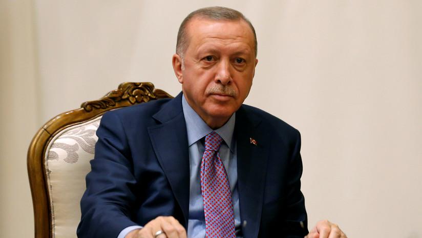 Erdogan revela detalles de su acuerdo con EE.UU. sobre el alto el fuego en Siria